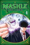 Mashle Magic and Muscles Manga Volume 4