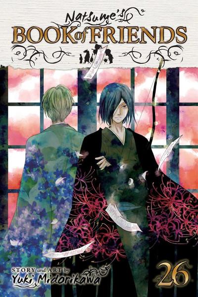 Natsume's Book of Friends Manga Volume 26