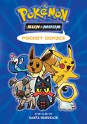Pokemon Pocket Comics Sun & Moon Manga