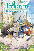 Frieren Beyond Journey's End Manga Volume 1