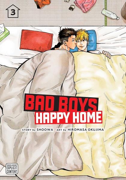Bad Boys, Happy Home Manga Volume 3