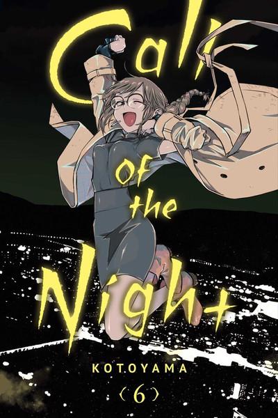Call of the Night Manga Volume 6