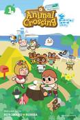 Animal Crossing New Horizons Manga Volume 1