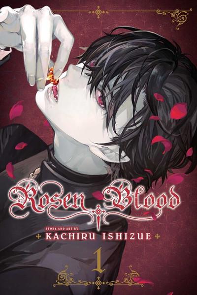 Rosen Blood Manga Volume 1