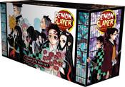 Demon Slayer Kimetsu no Yaiba Manga Box Set