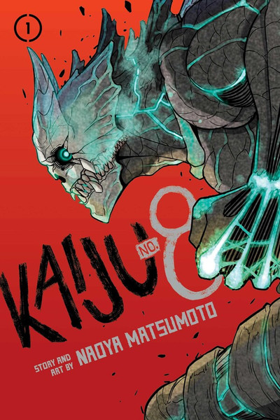 Kaiju No. 8 Manga Volume 1