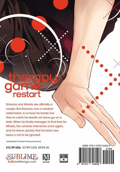 Therapy Game Restart Manga Volume 1