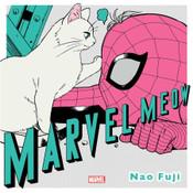Marvel Meow Manga (Hardcover)