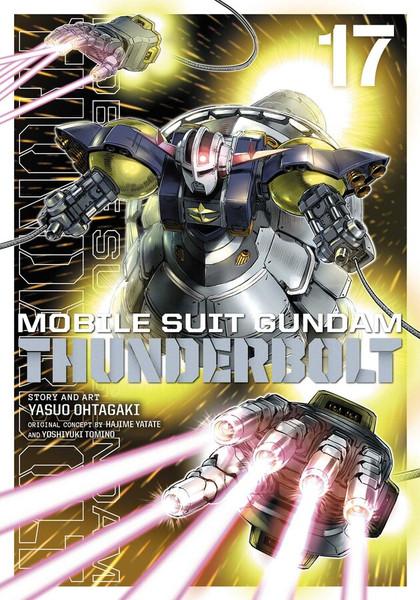 Mobile Suit Gundam Thunderbolt Manga Volume 17