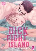 Dick Fight Island Manga Volume 2
