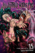 Jujutsu Kaisen Manga Volume 15