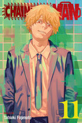 Chainsaw Man Manga Volume 11