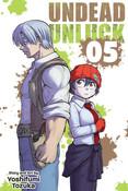 Undead Unluck Manga Volume 5
