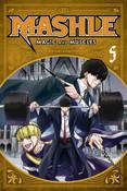 Mashle Magic and Muscles Manga Volume 5