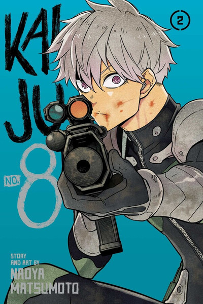Kaiju No. 8 Manga Volume 2