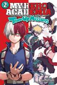 My Hero Academia Team-Up Missions Manga Volume 2