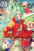Dr. STONE Manga Volume 20
