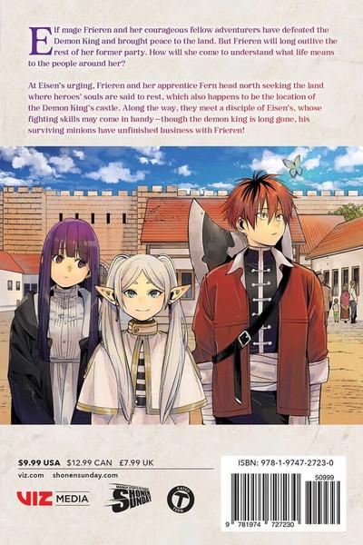 Frieren Beyond Journey's End Manga Volume 2