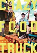 Crazy Food Truck Manga Volume 1