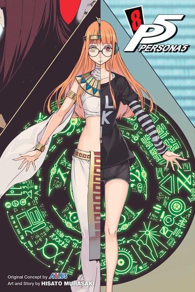 Persona 5 Manga Volume 8