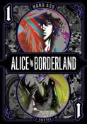Alice in Borderland Manga Volume 1