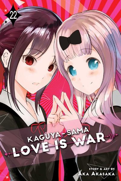 Kaguya-sama Love Is War Manga Volume 22