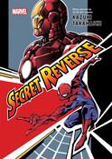 Marvel's Secret Reverse Manga