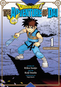 Dragon Quest The Adventure of Dai Manga Volume 1