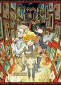 The Promised Neverland Art Book World (Hardcover)