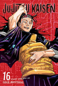 Jujutsu Kaisen Manga Volume 16