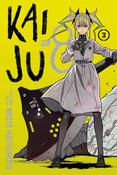 Kaiju No. 8 Manga Volume 3