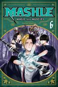 Mashle Magic and Muscles Manga Volume 6