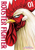Rooster Fighter Manga Volume 1