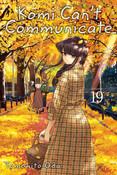 Komi Can't Communicate Manga Volume 19