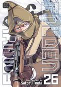 Golden Kamuy Manga Volume 26