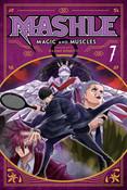 Mashle Magic and Muscles Manga Volume 7