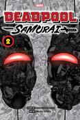 Deadpool Samurai Manga Volume 2