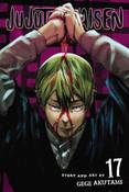 Jujutsu Kaisen Manga Volume 17