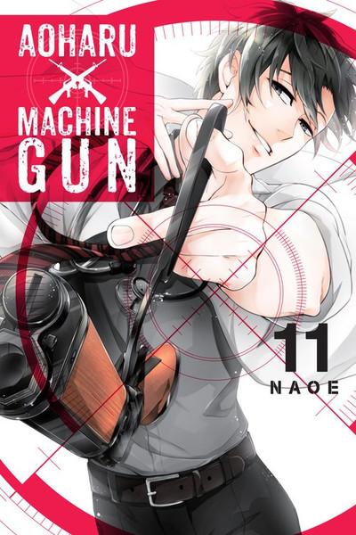 Aoharu X Machinegun Manga Volume 11