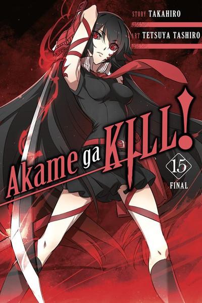 Akame ga KILL! Manga Volume 15