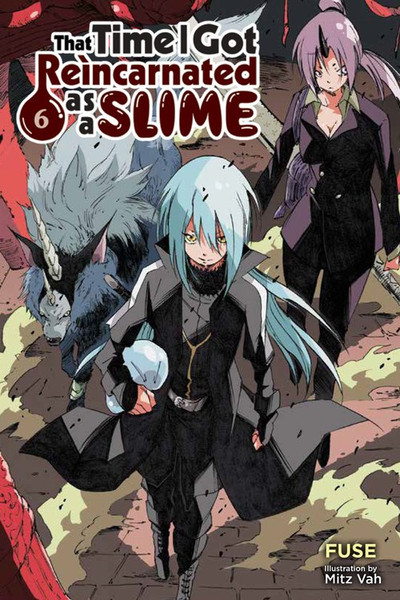 That Time I Got Reincarnated as a Slime Novel Volume 6