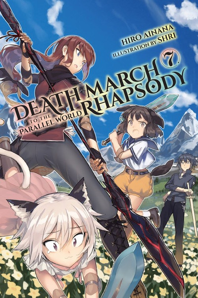 Death March to the Parallel World Rhapsody Novel Volume 7