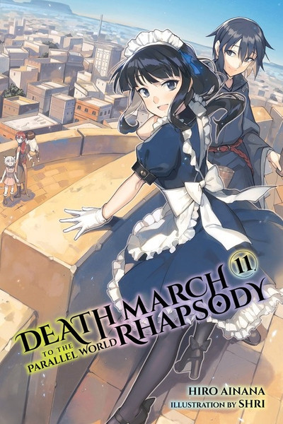 Death March to the Parallel World Rhapsody Novel Volume 11