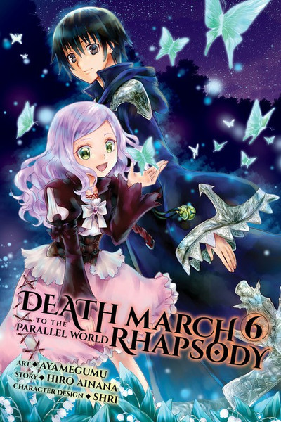 Death March to the Parallel World Rhapsody Manga Volume 6