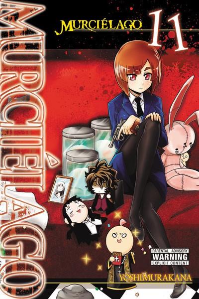 Murcielago Manga Volume 11