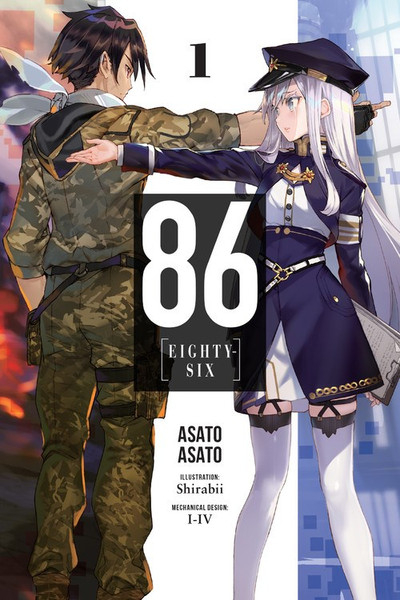 86 Eighty Six Novel Volume 1
