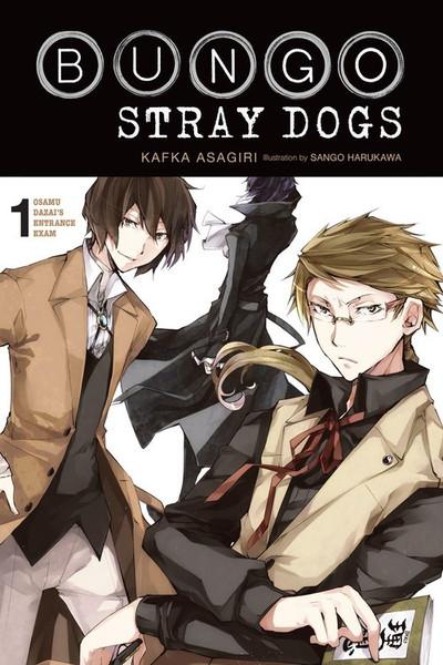 Bungo Stray Dogs Novel Volume 1