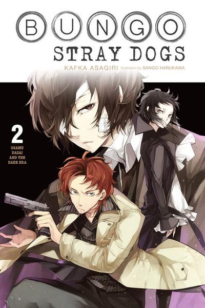 Bungo Stray Dogs Novel Volume 2
