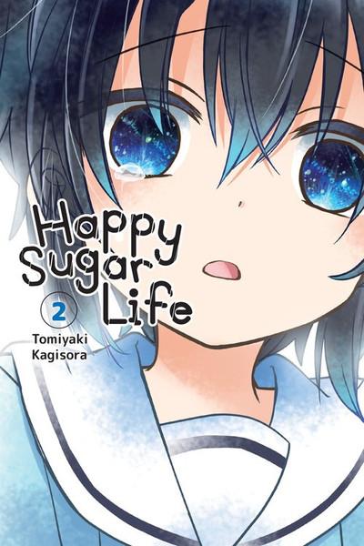 Happy Sugar Life Manga Volume 2