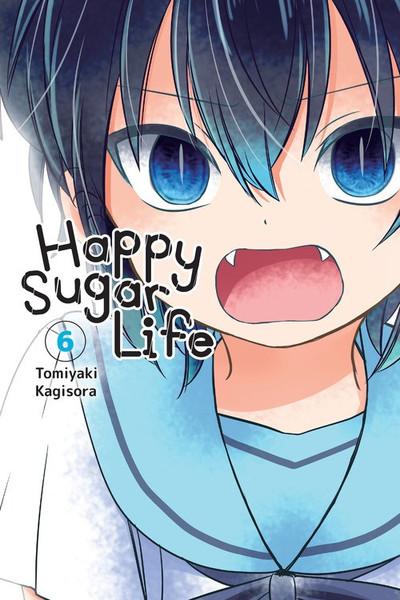 Happy Sugar Life Manga Volume 6